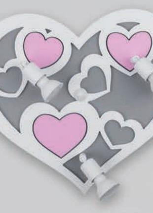 Детский светильник Nowodvorski Heart 9064