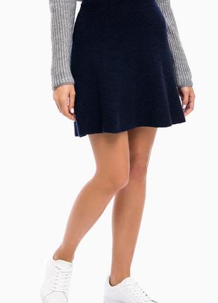 Теплая,стильная юбка от yessica,c&a