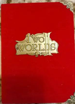 Игра  xbox 360 two worlds 2 коллекционная