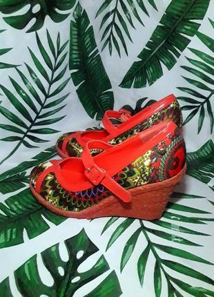 Sale до -90 % 🖤 брендовые туфли на танкетке
