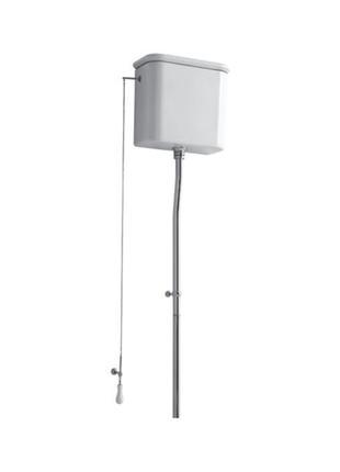 Бачок для унитаза Azzurra Charme CHA400B1C