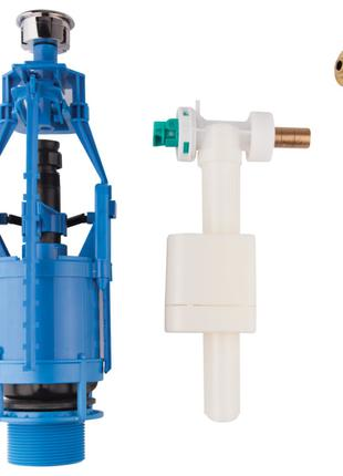 Сливной/наливной механизм для унитаза Azzurra Charme B19002F40
