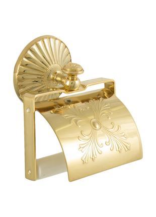 Бумагодержатель ALL OPAL золото OR OP219