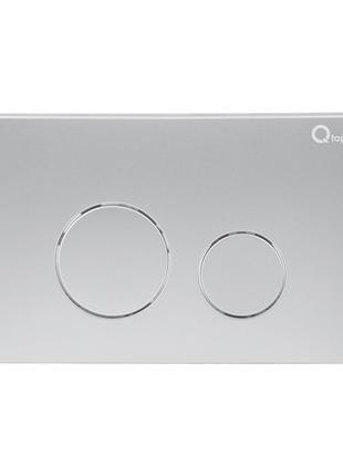 Панель змиву для унітаза Qtap Nest QT0111M11111SAT