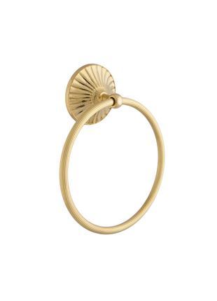 Полотенцедержатель ALL OPAL золото кольцо OR OP015
