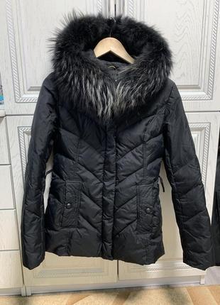 Женская зимняя куртка, зимний пуховик snow owl