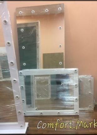 Зеркала с помощью лампочками - по цене производителя, из первы...