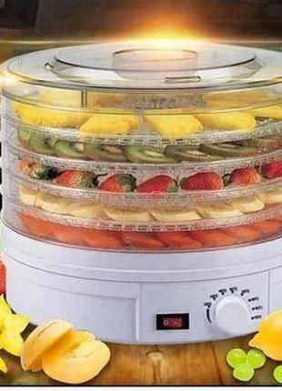 Сушилка электрическая для фруктов и овощей Royals Berg