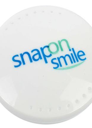 Съемные виниры Snap On Smile для зубов