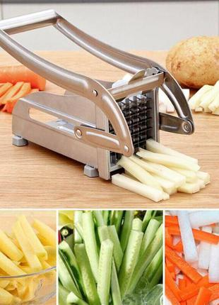 Картофелерезка для нарезания картофеля фри Potato Chipper