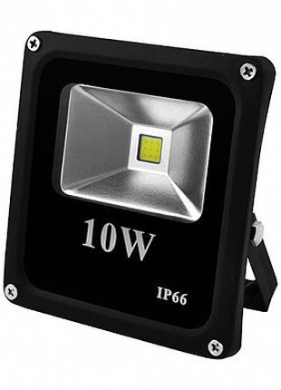 Прожектор светодиодный матричный 10W COB, IP66 (влагозащита)