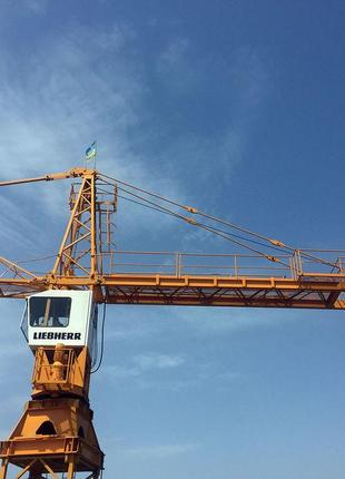 Продажа башенного крана Liebherr 120 HC