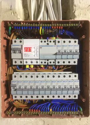 Услуги електрика