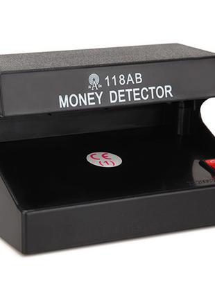 Детектор проверки денег ультрафиолетовый AD-118AB