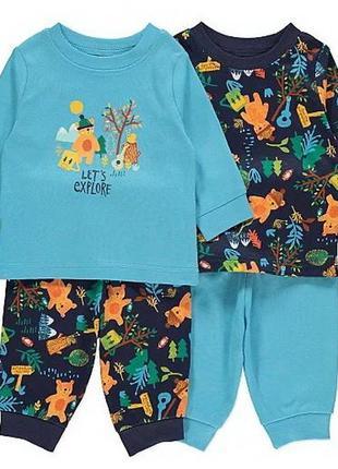 George набор детский пижам на мальчика