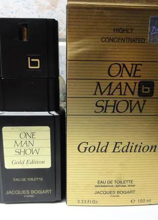 Туалетная вода мужская One Man Show (Франция) - COLD !!
