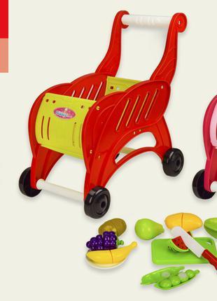 """Детский игровой набор Супермаркет """"Магазин"""" 889-137 138 игруше..."""