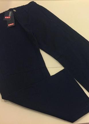 Стильные брюки коттон