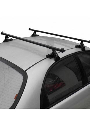 Багажник на крышу Nissan Navara 2005- за дверной проем