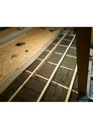 електромонтаж ламінат паркетна дошка підлога лаги меблі опалення