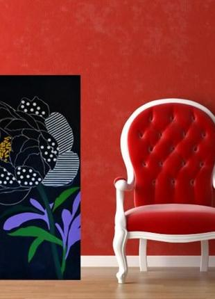 Красивая эффектная декоративная картина для кафе и салонов - 9...