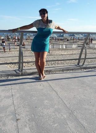 Туника на пляж
