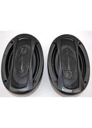 Автомобильная акустика, колонки PROAUDIO PR-6995 овал