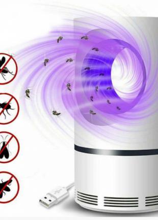 Уничтожитель комаров и насекомых Mosquito Killer лампа ловушка...