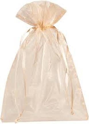 Подарочный мешочек из органзы от yves rocher