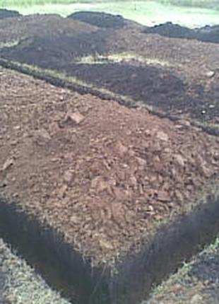 Земляные работы демонтаж, алмазное сверление бетона кирпича и др