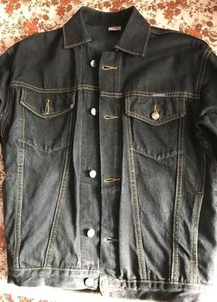 Куртка джинсовая simply на подростка