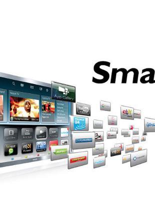 Настройка Smart-TV, медиаприставки MAG/Aura, T2
