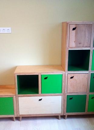 Изготовим по Вашему проекту кухню, офисную мебель стеллажи,шка...