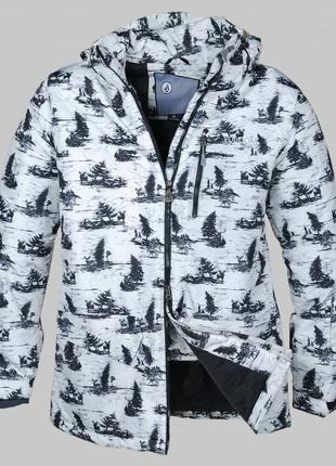 Куртка Volcom. Мужская зимняя горнолыжная куртка. GORE-TEX XC (M)