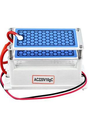 Озонатор очиститель воздуха портативный 220В 10г/ч ионизатор A...