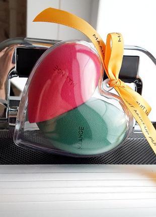 Спонж для макияжа спонжик бьюти блендер