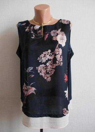 Очень красивая блуза в нежный цветочный принт wallis