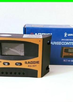Контроллер для Солнечной Батареи Панели на 30А