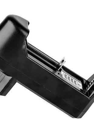 Зарядка для аккумуляторов 18650 HD-0688, евро вилка