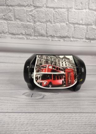 Пластиковый держатель для туалетной бумаги Лондон Elif