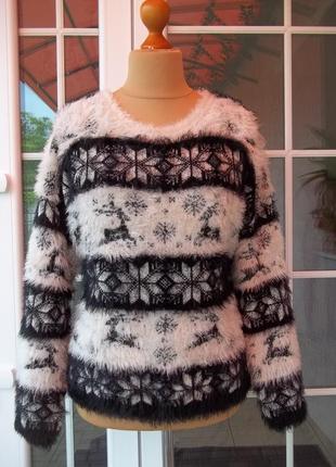 52 р atmosphere кофта свитер джемпер пуловер травка