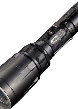 Светодиодный фонарик Nitecore SRT7GT