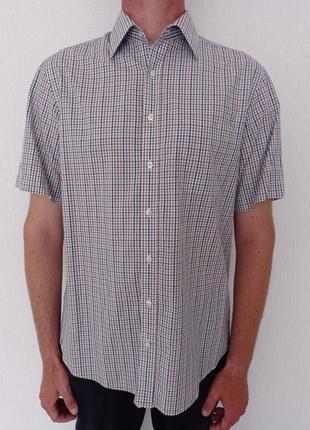 Рубашка в мелкую клетку от paul kehl