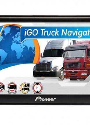 GPS навигатор Pioneer A76 Android для грузовиков с картой Европы