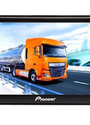 GPS навигатор Pioneer A76 Android с картой Европы для грузовик...