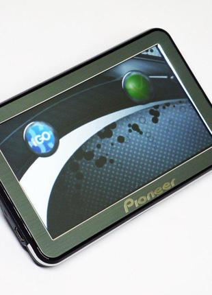 "GPS навигатор 5"" Pioneer D511 - 8Gb IGO+Navitel+CityGuide"