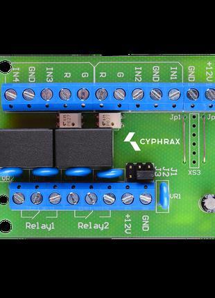 Локальный контроллер доступа на 2 двери IBC-03