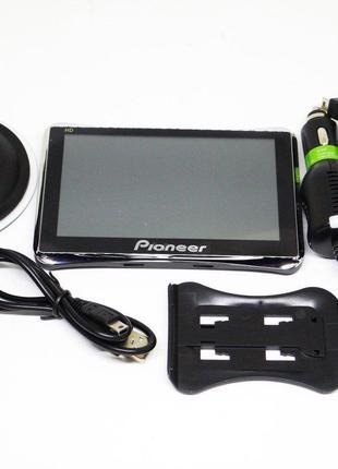 "GPS навигатор 5"" Pioneer 6008 - 8gb IGO+Navitel"