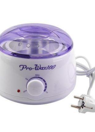 Нагреватель для горячего воска в банке Pro Wax Воскоплав