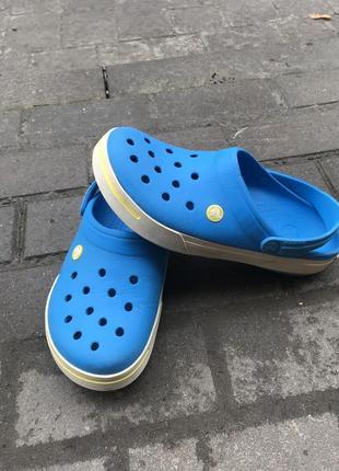 Кроксы crocs оригинал m8-w10